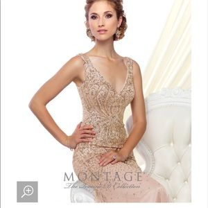 Maid of honor or mother of the bride dress